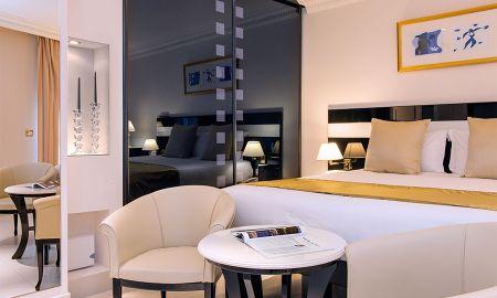 Chambre Privilège - Hotel Aston La Scala - Nice