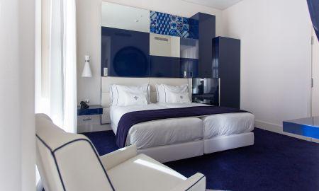 Standard Room - Hotel Portugal - Lisbon