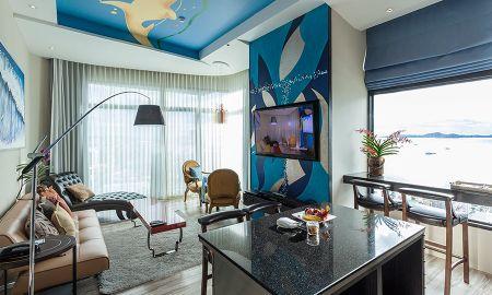 Сюита - Siam@Siam Design Hotel Pattaya - Pattaya