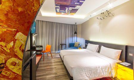 Досуговый двухместный номер или номер с двумя кроватями - Siam@Siam Design Hotel Pattaya - Pattaya