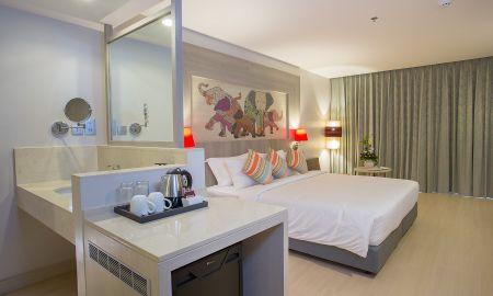 Habitación Deluxe - Ramada By Wyndham Phuket Deevana Patong - Phuket