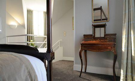 Suite Duplex - Hotel California Champs-Elysées - Parigi