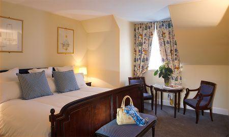 Suite Duplex Due Camere - Hotel California Champs-Elysées - Parigi