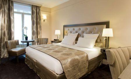 Camera Deluxe - Hotel California Champs-Elysées - Parigi