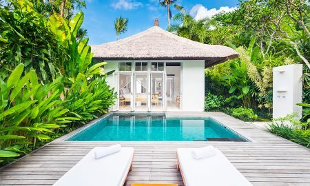 Villa Jardim e Piscina - Como UMA Ubud - Bali