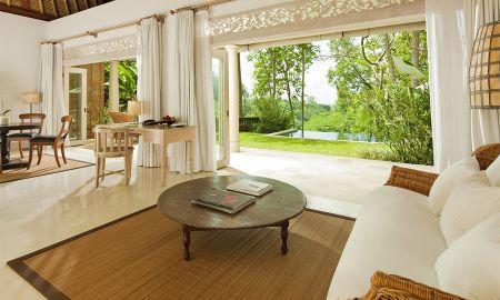 Villa Uma com Piscina - Como UMA Ubud - Bali