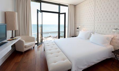 Chambre Designer Double - Vue Mer - Farol Design Hotel - Lisbonne