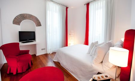 Chambre Double - Vue Jardin - Farol Design Hotel - Lisbonne
