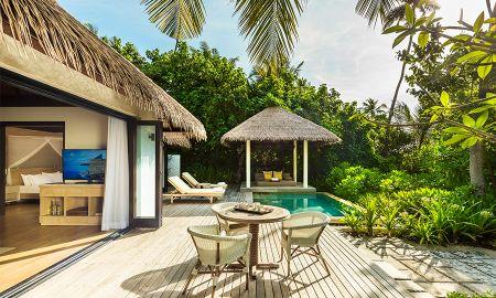 Пляжная вилла - COMO Maalifushi - Maldives