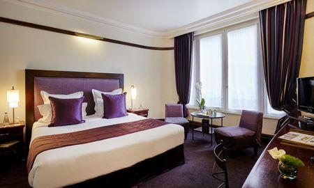 Camera Deluxe Tripla - Hotel Pont Royal - Parigi