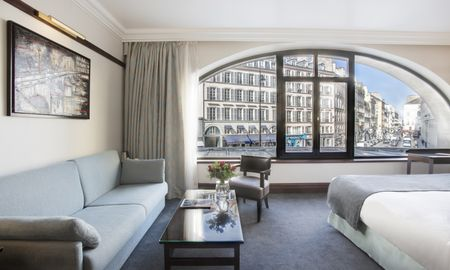 Suite Junior - Hotel Pont Royal - Paris
