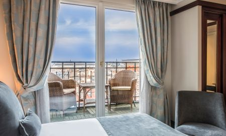 Suite Penthouse - Vista Eiffel - Hotel Pont Royal - Parigi