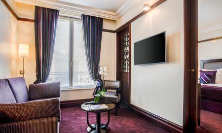 Suite Junior - Hotel Pont Royal - Parigi