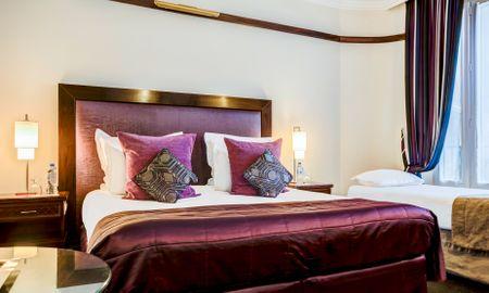 Deluxe Dreibettzimmer - Hotel Pont Royal - Paris
