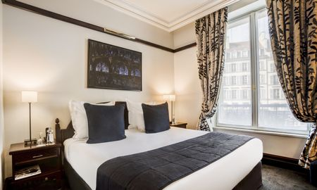 Superior Zimmer - Hotel Pont Royal - Paris