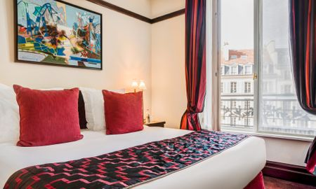 Deluxe Room - Hotel Pont Royal - Paris