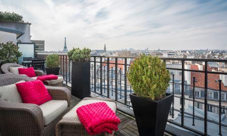 The 8th Floor - Hotel Pont Royal - Parigi