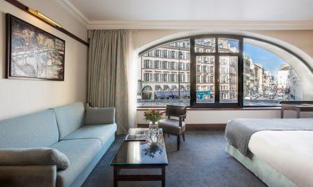 Suite Junior - Hôtel Pont Royal Paris Saint-Germain-des-Prés - Paris