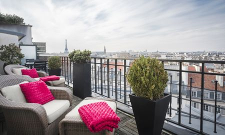 Penthouse - Hotel Pont Royal - Paris