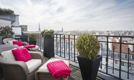 Penthouse - Hotel Pont Royal - Parigi