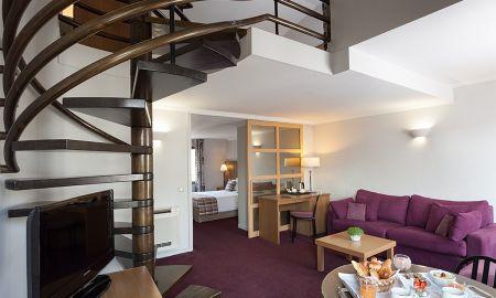 Suite Duplex - Hotel La Residence Du Roy - Paris