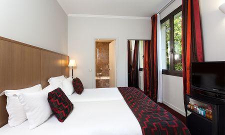 Chambre Classique - Hotel La Residence Du Roy - Paris