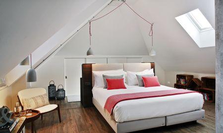 Double Room - Fazenda Nova Country House - Algarve