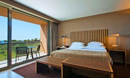 Chambre Double - Vue Piscine - Sao Rafael Atlantic Hotel - Algarve
