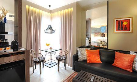 Quarto Clube Grandioso - Siam@Siam Design Hotel Bangkok - Bangkok