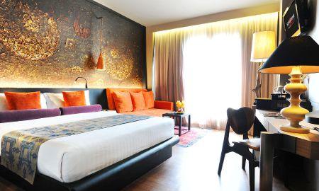 Quarto Deluxe - Siam@Siam Design Hotel Bangkok - Bangkok