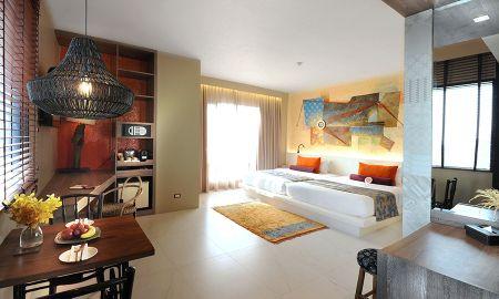 Quarto Club - Siam@Siam Design Hotel Bangkok - Bangkok