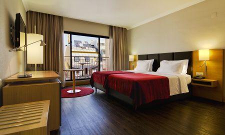 Habitación Doble o Twin - SANA Reno Hotel - Lisboa