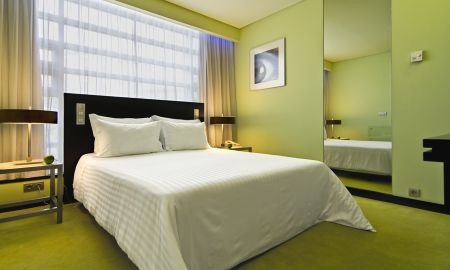 Chambre Individuelle - SANA Capitol Hotel - Lisbonne