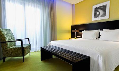 Chambre Twin ou Double - SANA Capitol Hotel - Lisbonne