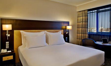 Einzelzimmer - SANA Lisboa Hotel - Lissabon