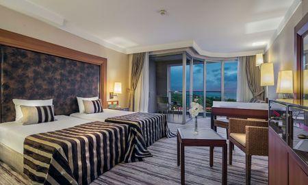 Standard Room - Sea View - Rixos Sungate - Antalya