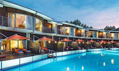 Deluxe Villa - Private Jacuzzi - Rixos Sungate - Antalya