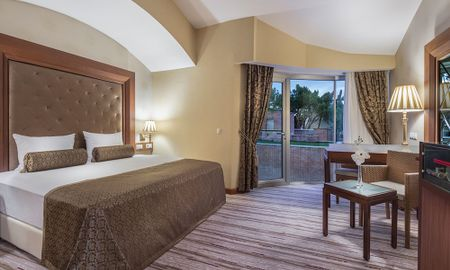 Grand Deluxe Villa - Private Garden - Rixos Sungate - Antalya