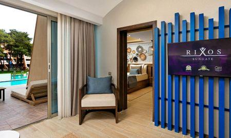 Family Pool House - Rixos Sungate - Antalya