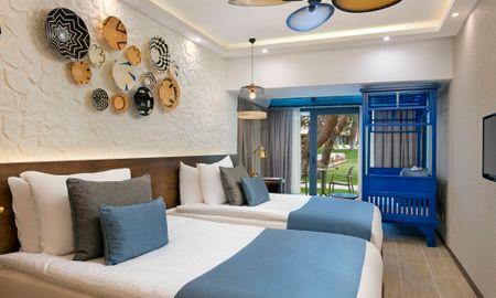 Family Suite - Terrace - Rixos Sungate - Antalya