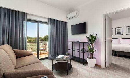 Suite - The Magnolia Hotel - Algarve