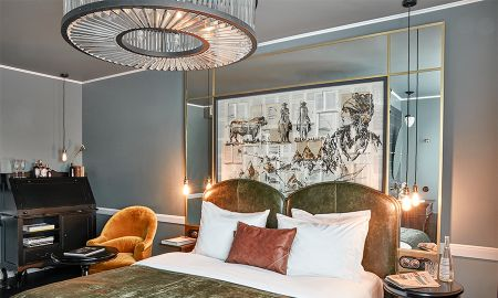 Chambre Double Deluxe - Sir Savigny, Berlin - Berlin