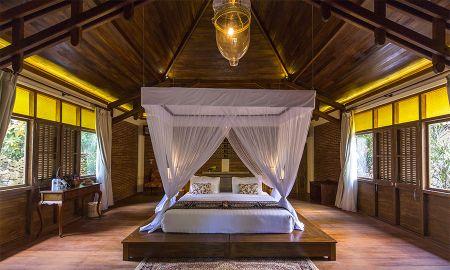 Deluxe Garden Villa - Plataran Komodo Beach Resort - Flores