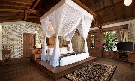 Villa Deluxe Fronte Mare - Plataran Komodo Beach Resort - Flores