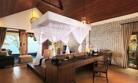 Esclusivo Villa Fronte Spiaggia - Plataran Komodo Beach Resort - Flores