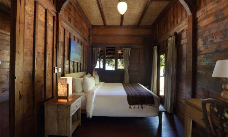 Villa Limasan Fronte Mare - Plataran Komodo Beach Resort - Flores