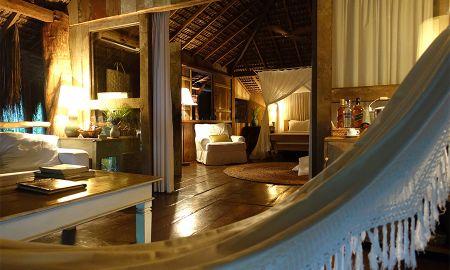Casa da Árvore - Uxua Casa Hotel & Spa - State Of Bahia