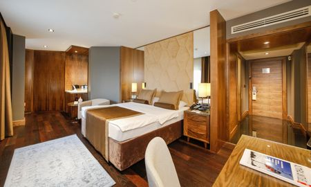 Business King Room - Almira Hotel - Bursa