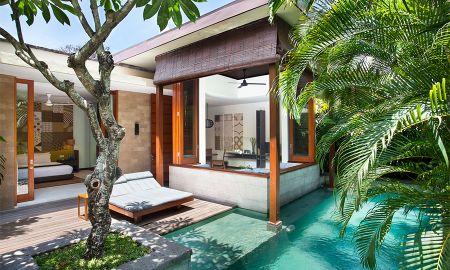 Villa avec une Chambre - Piscine Privée - The Elysian Boutique Villa - Bali