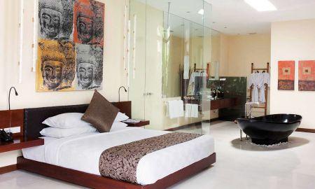 Villa avec Deux Chambres - Piscine Privée - The Elysian Boutique Villa - Bali